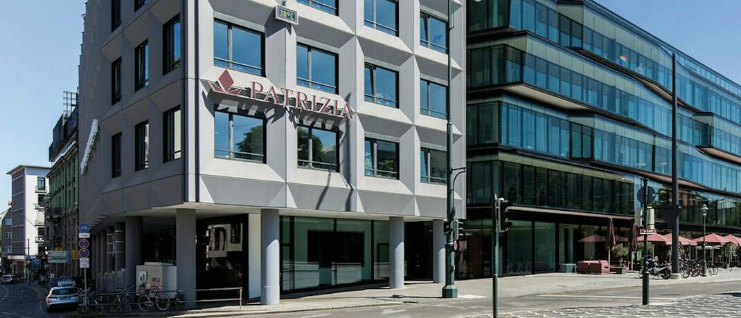 Patrizia-Hauptsitz in Augsburg: Der Immobilienmanager hat Thomas Wels zum Co-Chef ernannt.|© Patrizia