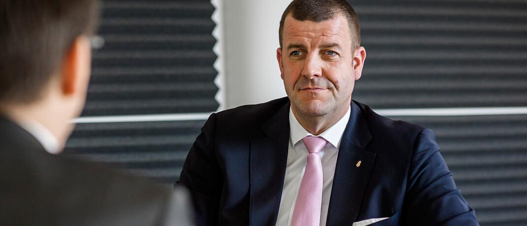 Björn Drescher, Gründer und Chef der Kölner Beratungsgesellschaft Drescher & Cie. © Drescher & Cie.