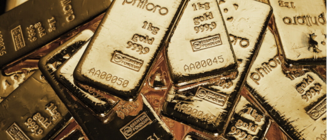 Goldbarren mit Prägestempel: Gold gilt vielen Anlegern als krisensicheres Investment.|© Philoro