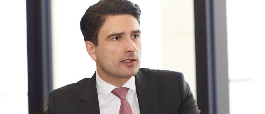 Peter Scharl leitet bei Blackrock das Privatkundengeschäft und das Geschäft mit Indexfonds (ETFs) unter der Marke iShares in Deutschland, Österreich und Osteuropa. |© Blackrock