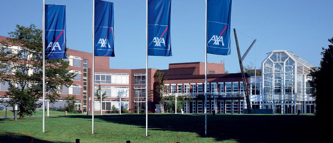 Axa-Hauptverwaltung in Köln: Der Versicherer wurde von den Kunden als der fairste bKV-Anbieter gekürt.|© Axa