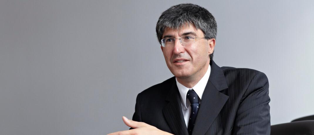 Seit 21 Jahren bei Candriam im Amt: Fondsmanager Philippe Noyard