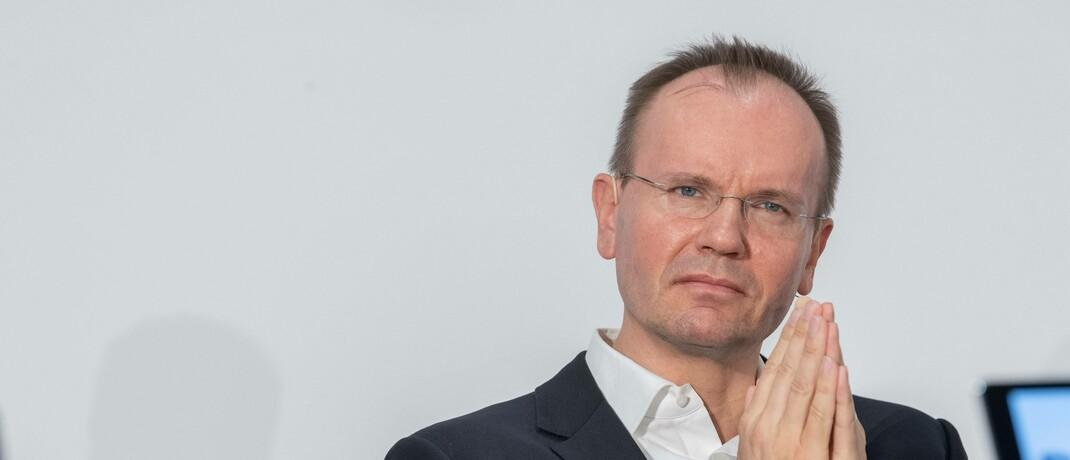 Markus Braun ist Vorstandschef von Wirecard.|© ImagoImages / Argum