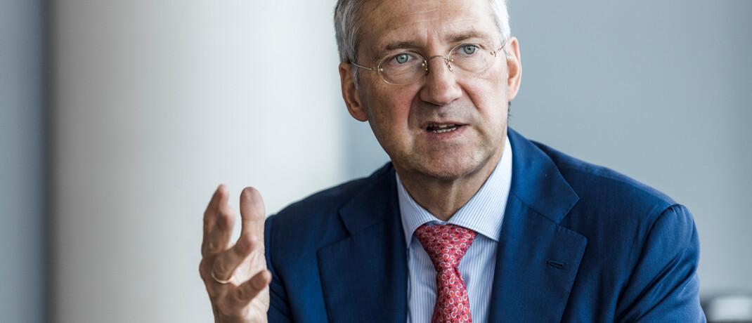 Bert Flossbach, namensgebender Mitgründer der Kölner Fondsgesellschaft Flossbach von Storch.