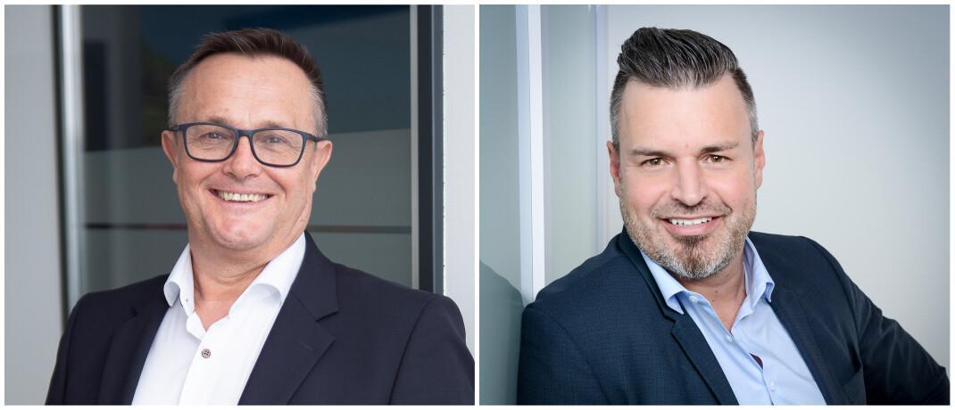 Geschäftsführer der neu gegründeten Gesellschaft Covago Vertriebsservice ist neben Herbert Nißel (l.) auch Harald Gesellensetter, der zudem in der Schnittstelle als Business Development Manager KV für Netfonds tätig ist.