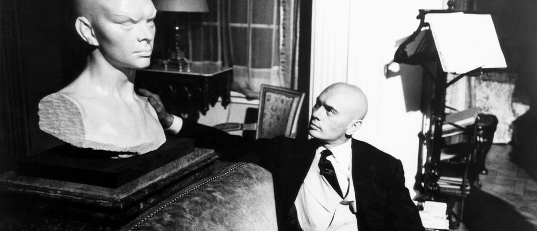 """Yul Brynner in """"Noch einmal mit Gefühl"""", 1959: Kurz vor seinem Tod 1985 trat der Schauspieler in einer Anti-Raucher-Werbung auf. Bis vor rund fünf Jahren war die Tabakindustrie dennoch international erfolgreich."""