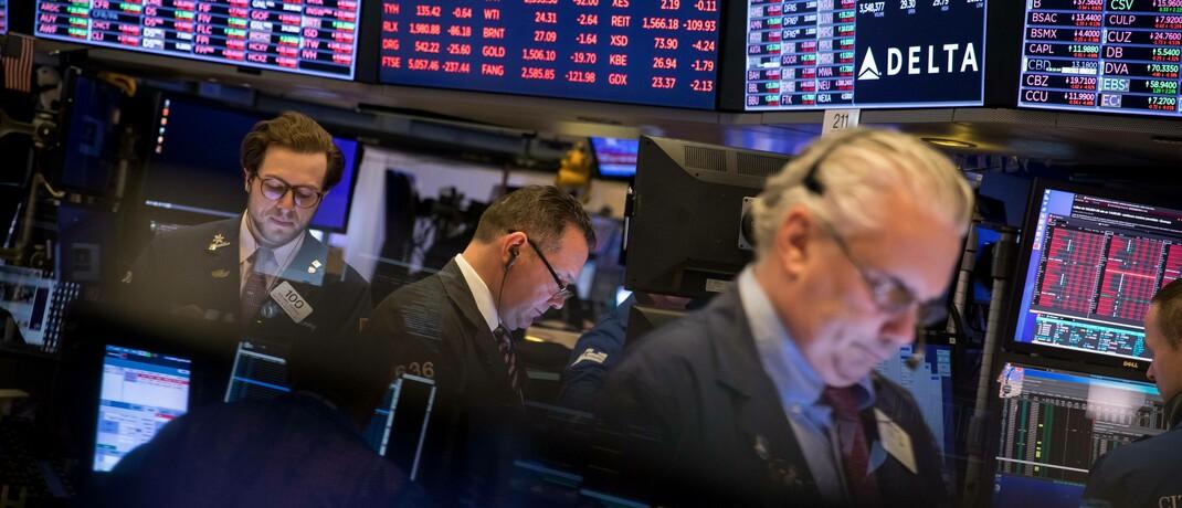 Trader in New York: Aktien gewinnen wieder an Popularität.