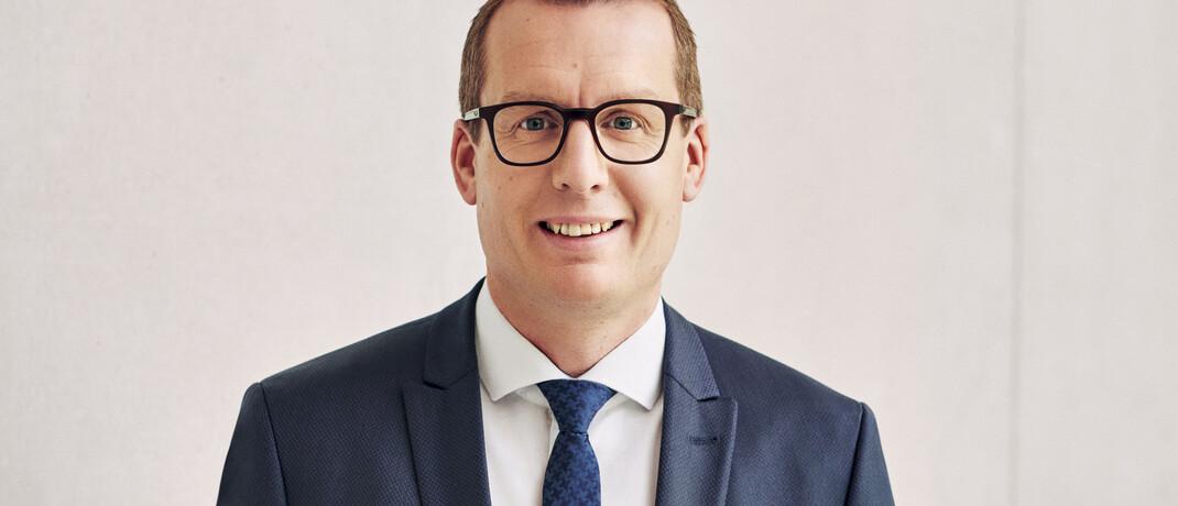Alexander Mayer: Der Diplom-Wirtschaftsingenieur übernimmt im W&W-Vorstand das Ressort Kapitalanlagen und Rechnungswesen. |© Wüstenrot & Württembergische AG