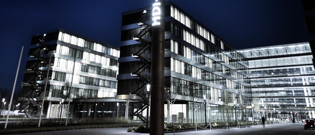 HDI-Standort Hannover: Der 1903 von Industriellen gegründete Versicherungsverein auf Gegenseitigkeit ist heute Teil des Talanx-Konzerns und belegt in der Vema-Umfrage den ersten Rang vor den Mitbewerbern Gothaer und Helvetia.|© HDI/ Thomas Bach