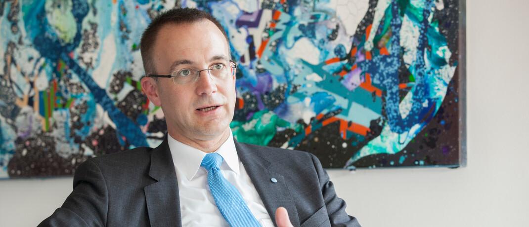 Mattias Kreibich: Der ehemalige Sprecher des Inter-Vorstands wurde vor einem Jahr durch Michael Solf ersetzt.