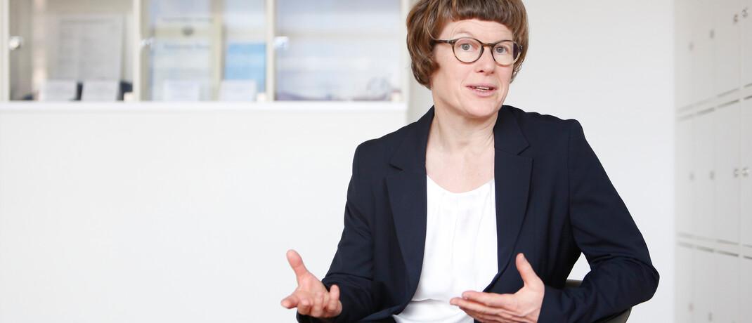 Veronika Grimm berät die Bundesregierung in wirtschaftspolitischen Fragen.