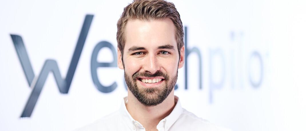 Stephan Schug: Der Co-Chef beim Fintech Wealthpilot erklärt im Interview die sogenannte hybride Vermögensberatung.