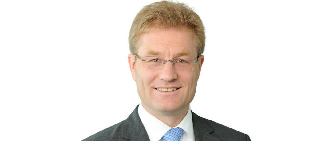 Der neue Finanzvorstand der Talanx: Jan Wicke ist seit 2014 im Vorstand der Talanx für den Geschäftsbereich Privat- und Firmenversicherung Deutschland verantwortlich und gilt als ausgewiesener Finanzexperte.|© Talanx, Urheber: Daniel Möller