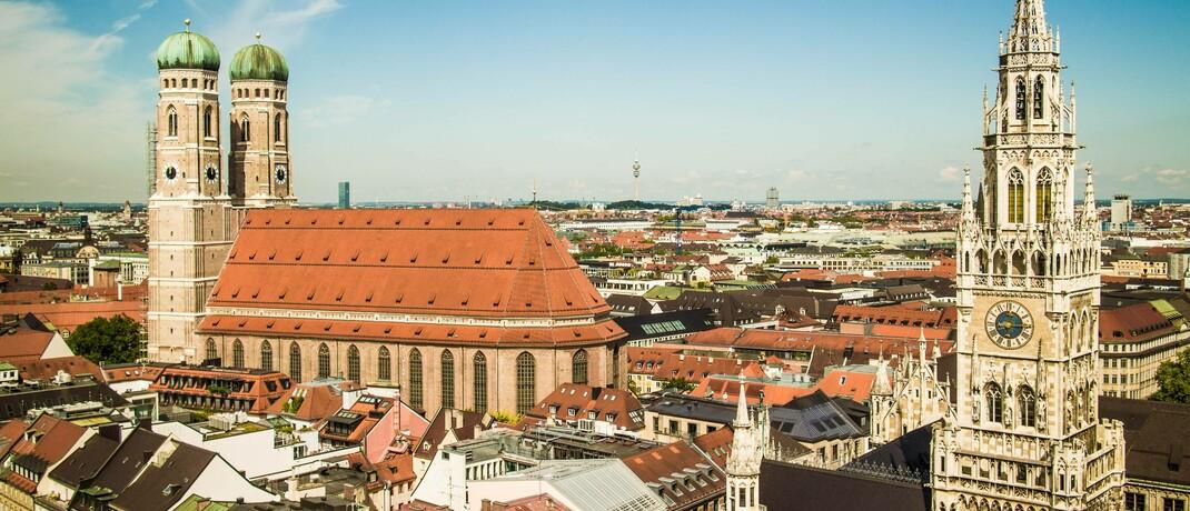 München ist als Vermögensverwalter-Stammsitz gleich zweimal in den Top 10 der Asset Manager mit den höchsten Provisionserträgen vertreten.