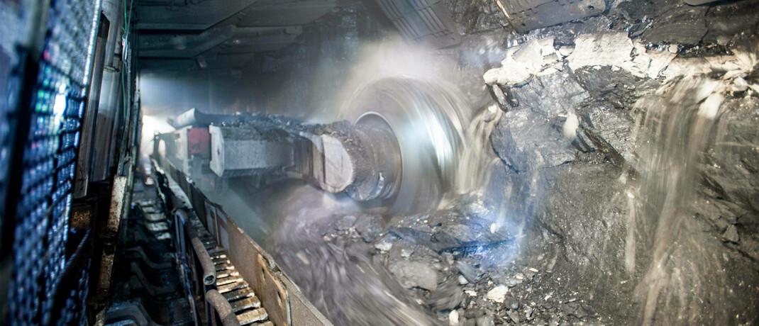 Kohlebergbau in China: Angesichts der aktuellen Geldflut sollte man sich gut aufgestellte Rohstoffunternehmen genauer ansehen.|© imago images / VCG