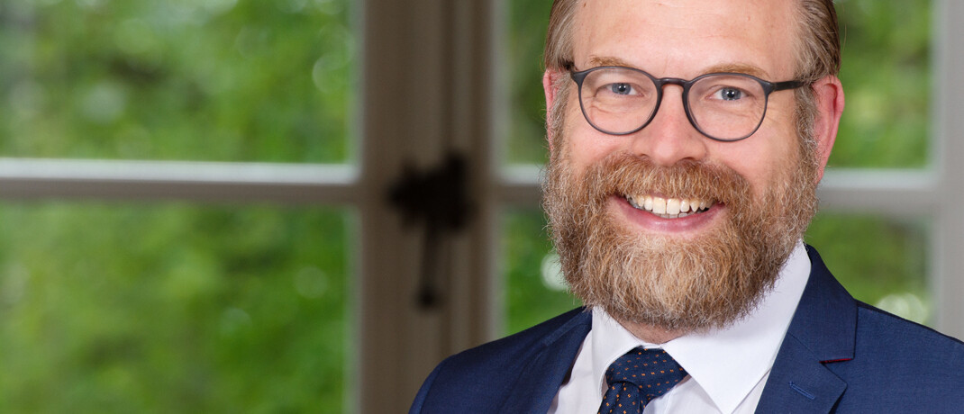 Arne Bröker, neuer Vertriebsdirektor bei Hanse Merkur.|© Hanse Merkur