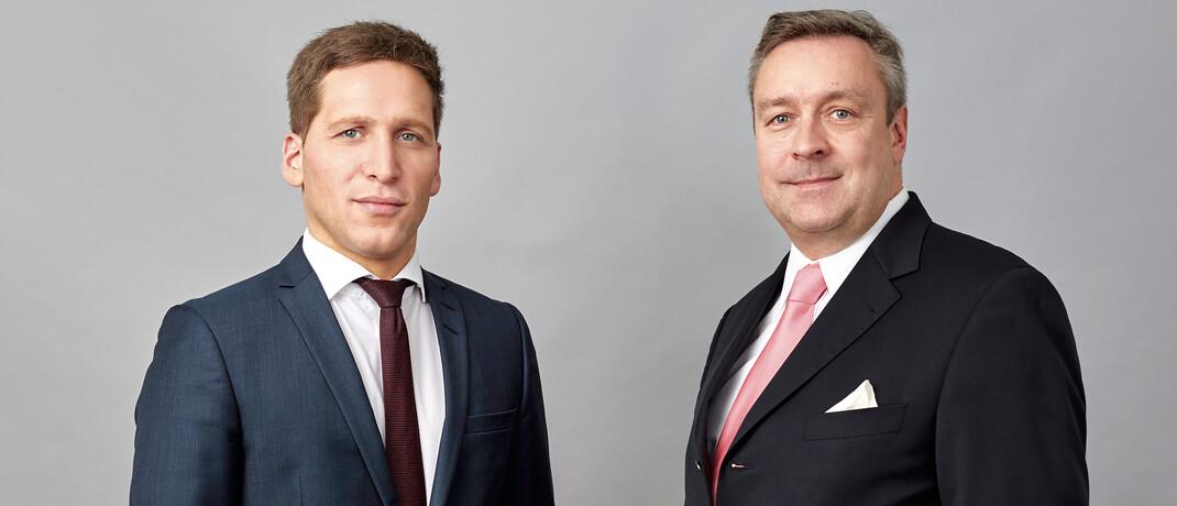 Ufuk Boydak (li.) und Christoph Bruns: Die Loys-Vorstände haben sich die wirtschaftlichen Auswirkungen der Corona-Krise angesehen.
