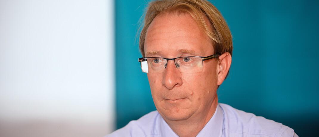 Fondsmanager Richard Woolnough, M&G