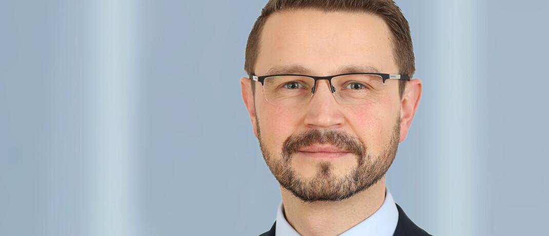 Fondsmanager Adam Choragwicki