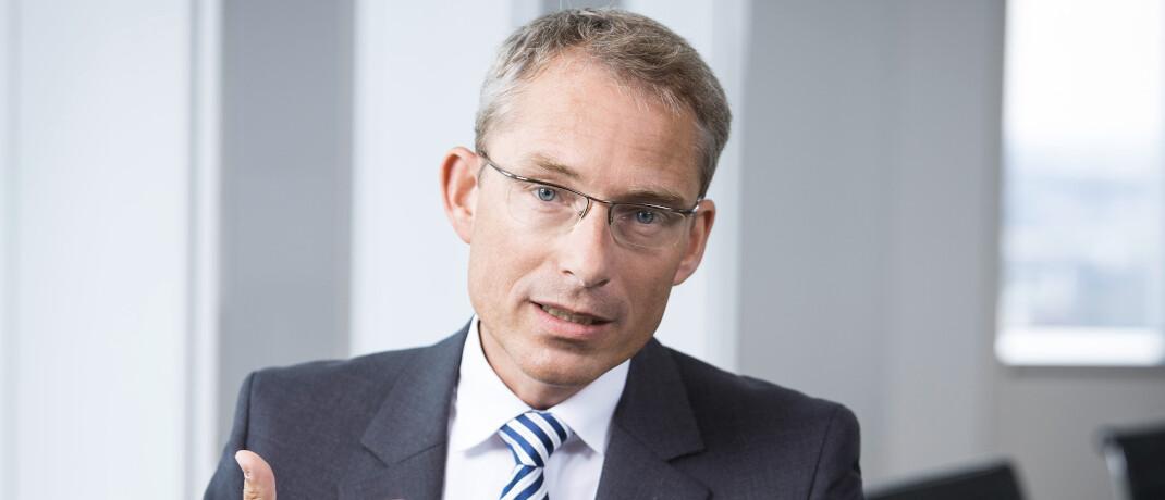 Holger Bahr leitet den Bereich Volkswirtschaft der Deka Bank.
