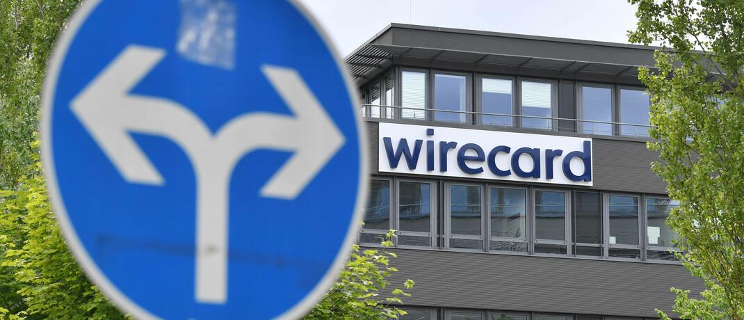 Nicht rechts, nicht links, sondern abwärts ging es am 18. Juni für die Wirecard-Aktie an der Börse.