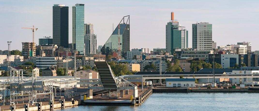 Estlands Hauptstadt Tallinn: Zwei der diesmonatlichen schlimmen Finger im Bafin-Journal haben ihren Sitz angeblich dort.