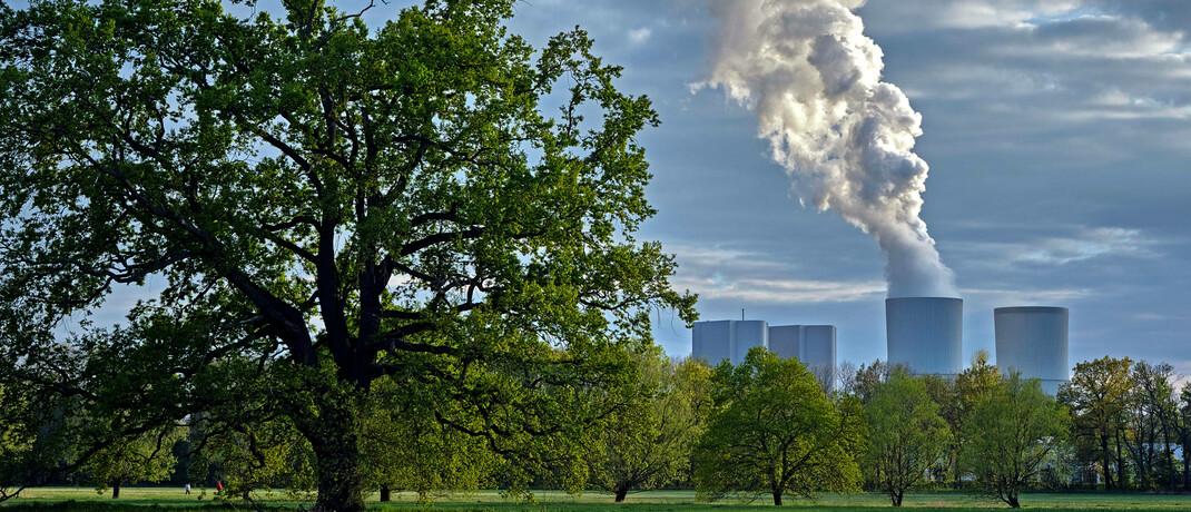 Kraftwerk Lippendorf im Landkreis Leipzig: Im Hinblick auf den Arbeitsmarkt stellt die Energiewende die europäischen Stromerzeuger vor eine große Herausforderung.