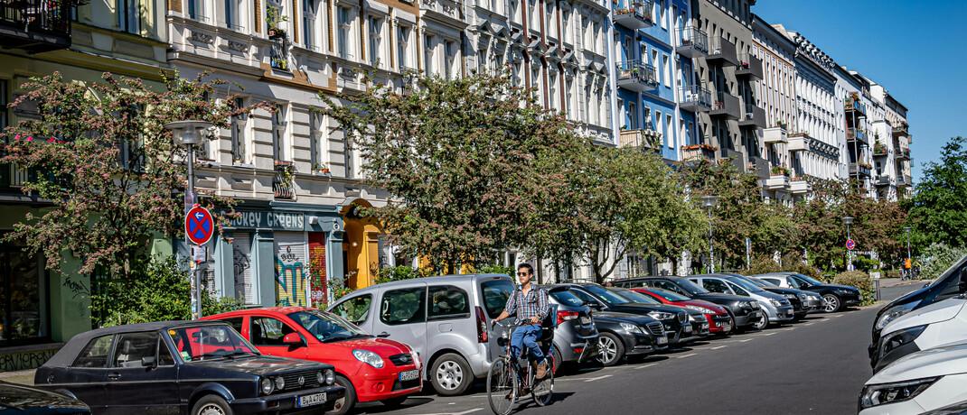 Altbauten in Berlin: In den vergangenen zehn Jahren stieg der Quadratmeterpreis von Eigentumswohnungen in der Hauptstadt von 1.430 Euro auf 4.450 Euro.|© Imago Images / Jürgen Ritter