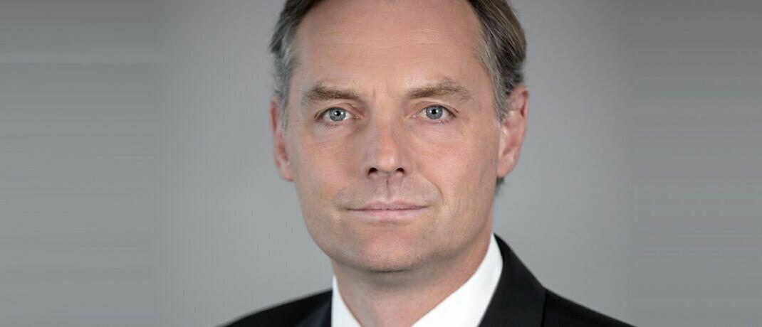 Co-Leiter des Asset Managements der Union Bancaire Privée: Nicolas Faller
