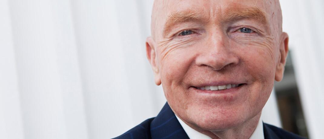 Vor rund zwei Jahren gründete Investment-Profi Mark Mobius eine eigene Fondsboutique. Einer der Teilhaber verlässt das Unternehmen nun wieder.