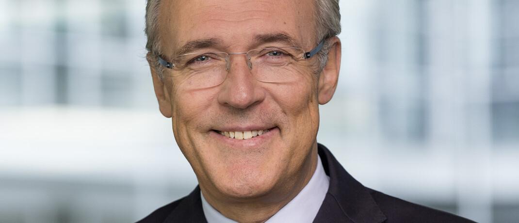 Giovanni Liverani, Vorstandsvorsitzender der Generali Deutschland.