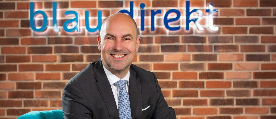 Maklerpool-Profi Oliver Lang ist in die Geschäftsführung von Blau Direkt eingetreten.|© Blau Direkt