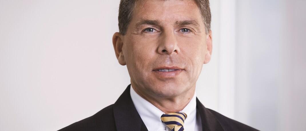 Matthias Danne: Der langjährige Vorstand der Dekabank ist jetzt in die Position des stellvertretenden Vorsitzenden gerückt. © Dekabank