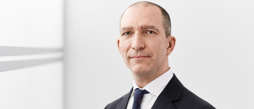 Neuer Vorstandschef der Oddo Seydler Bank: Christophe Tadié. |© Oddo Seydler Bank