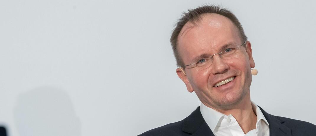 Der ehemalige Vorstandschef von Wirecard, Markus Braun.|© imago images / argum / Falk Heller