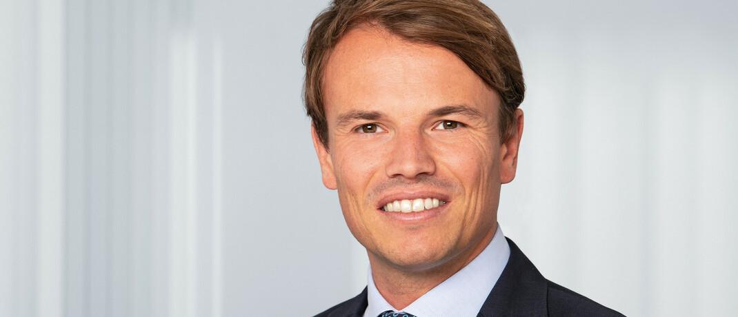 Wurde zum Geschäftsführer von Metzler Asset Management bestellt: Franz von Metzler. © B. Metzler seel. Sohn & Co KGa