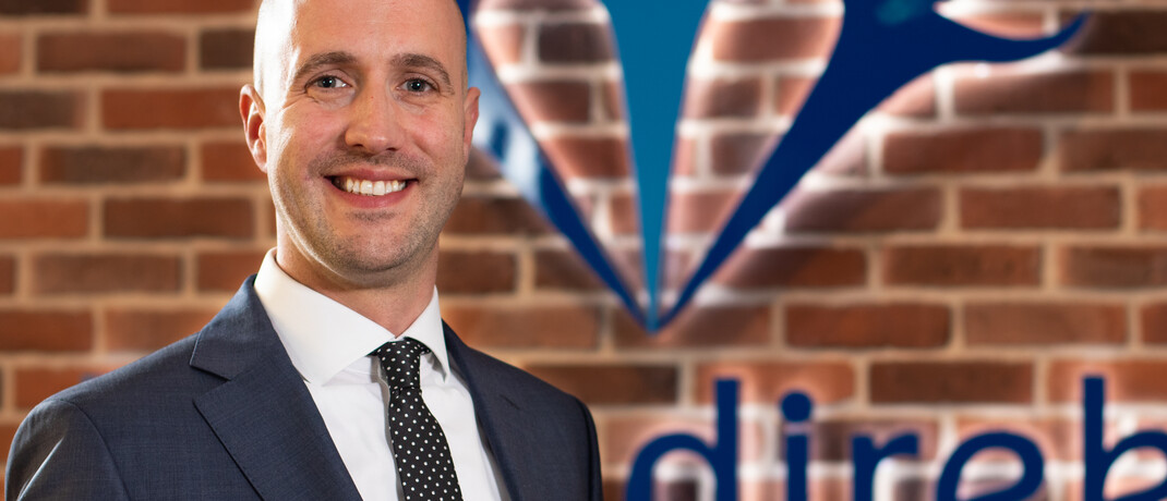 Neuer Leiter Lebensversicherungen bei Blau direkt: Bastian Paulsen.|© Blau direkt