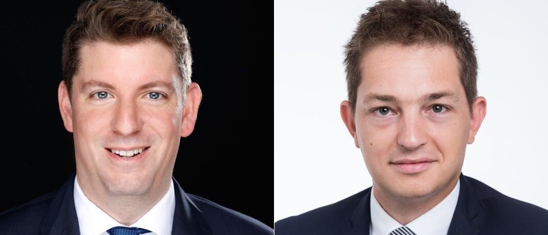 Martin Fechtner (l.) und Patrick Suck kümmern sich bei Oddo BHF Trust unter anderem um das Management der Polaris-Fondsfamilie.|© Oddo BHF Trust