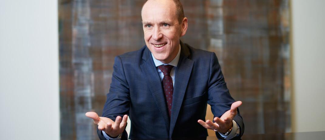 Stephan Kuhnke ist Vorstandsvorsitzender (CEO) und Leiter des Anlagemanagements der Bantleon Bank.