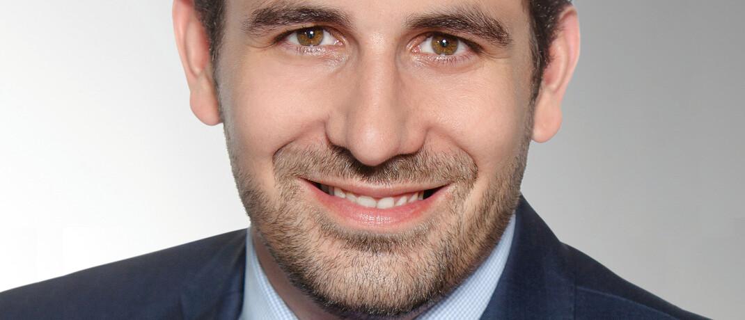 Sascha Riedl ist Fondsmanager des DKB Nachhaltigkeitsfonds Klimaschutz.|© Bayerninvest