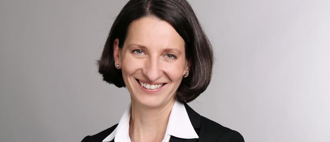 Sarah Rössler: Die 49-Jährige verlässt den Vorstand der Versicherung Huk-Coburg Mitte 2021.|© HUK-COBURG Versicherungsgruppe