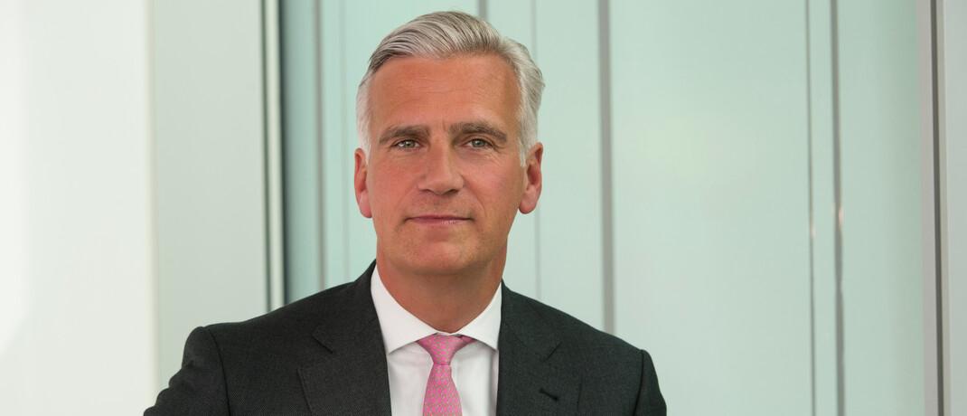 Philipp Graf von Königsmarck, Leiter Wholesale in Deutschland und Österreich bei Legal & General Investment Management (LGIM)