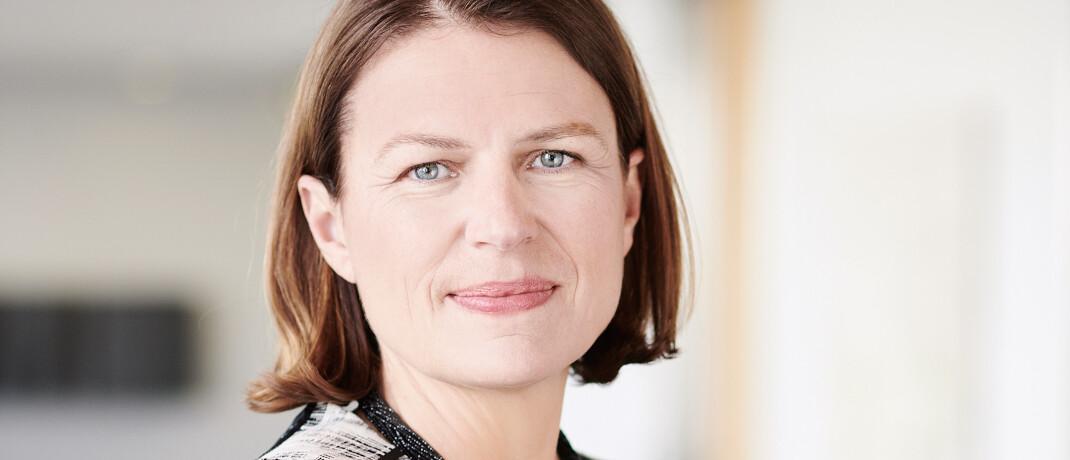 Allianz-Vorständin Nina Klingspor