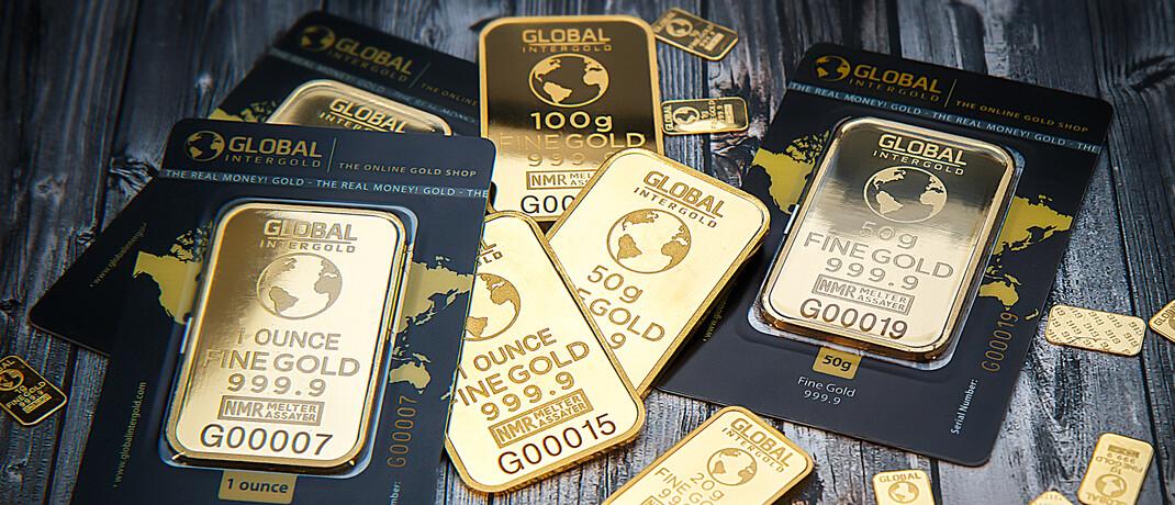 Goldbarren: Ein Ende der Gold-Hausse ist nicht in Sicht, sagt Christian Brenner von Philoro.