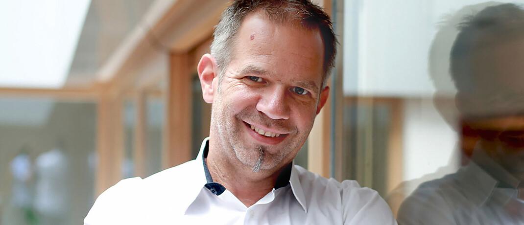 Thomas Jasper ist Chef des Münchner Unternehmens Mifid-Recorder. Die Themen Telefonie und Datenpflege beschäftigen ihn bereits sein ganzes Berufsleben.|© David-Pierce Brill