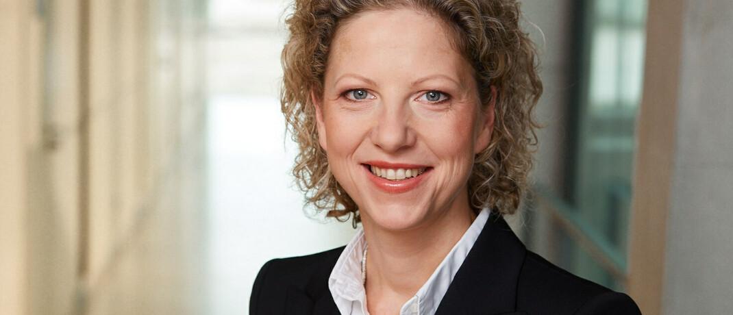 Neues Vorstandsmitglied der Versicherungskammer: Katharina Jessel.