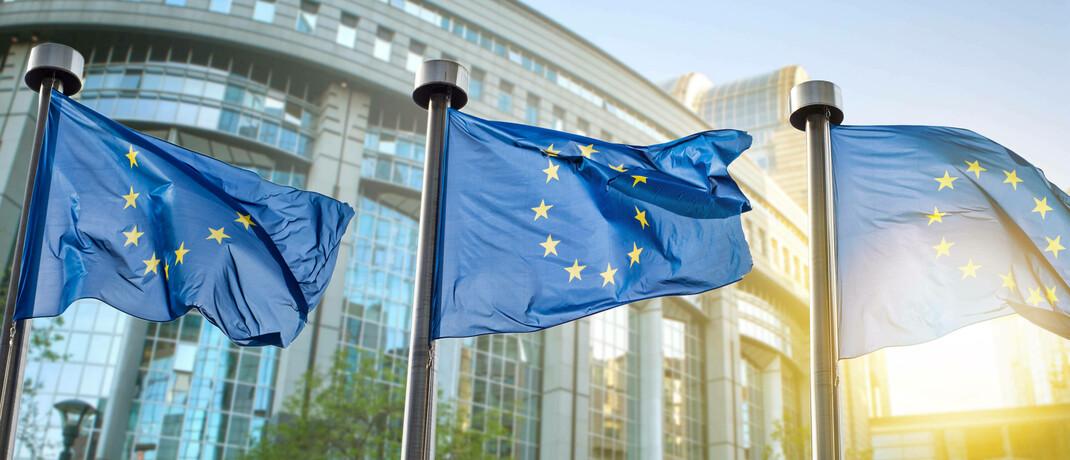 EU-Parlamentsgebäude in Brüssel: Spätestens jetzt ist auch für den Mainstream der Investoren klar: Die Zinsen müssen niedrig bleiben.