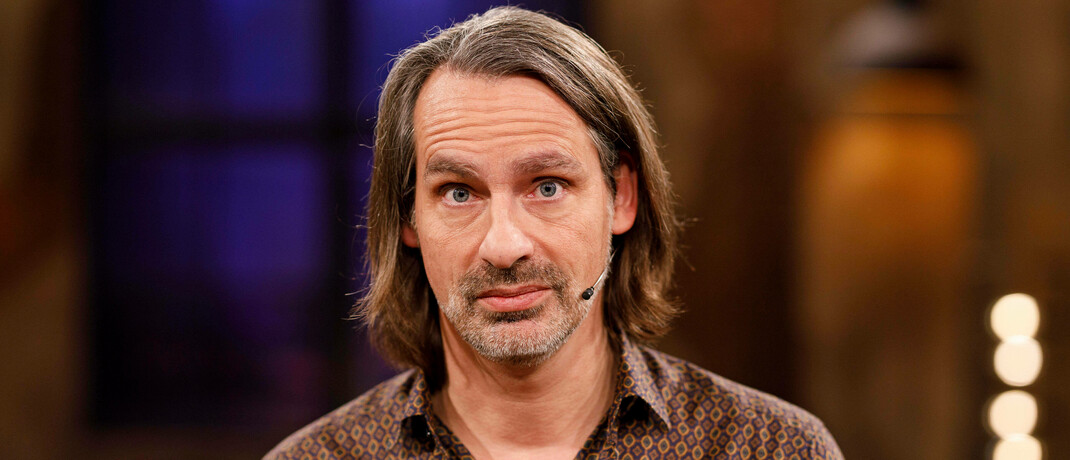 Richard David Precht ist Honorarprofessor für Philosophie und Ästhetik an der Hochschule für Musik in Berlin.