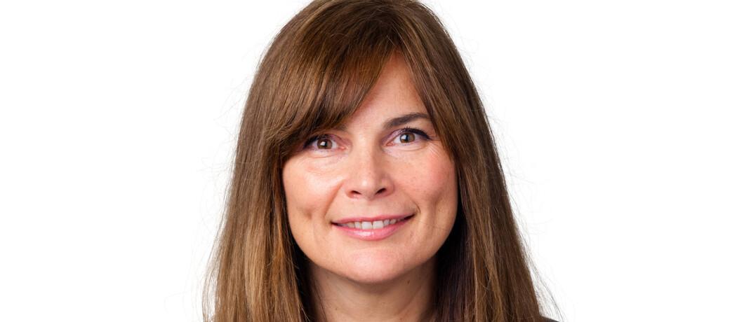 Harriet Steel, Leiterin der internationalen Geschäftsentwicklung von Federated Hermes.|© Federated Hermes
