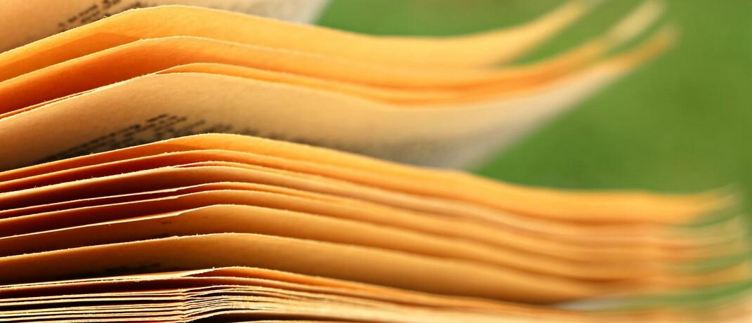 Papierberg: Die Europäische Versicherungsaufsicht plant einen Entwurf zur Änderung des Beipackzettels für sogenannte verpackte Anlageprodukte zurück.